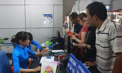 Hôm nay, TP HCM bắt đầu bán vé tàu Tết chặng ngắn