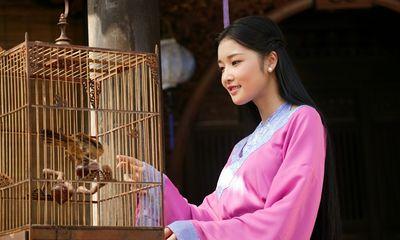 Vẻ đẹp của đào hát Triệu Thị Hà trong phim
