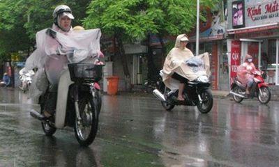 Dự báo thời tiết hôm nay 10/11: Bắc Bộ tiếp tục có mưa dông