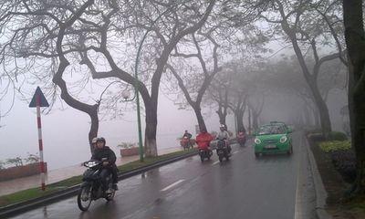 Dự báo thời tiết hôm nay 11/11: Bắc Bộ mưa, Trung Bộ ngày nắng