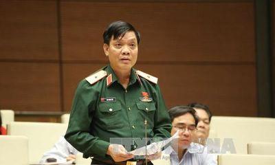Quốc hội thống nhất nâng hạn tuổi phục vụ tại ngũ