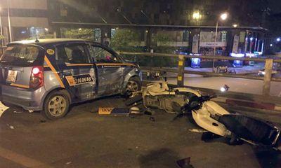 Ai phải bồi thường thiệt hại khi xảy ra tai nạn giao thông?