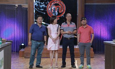 Vua đầu bếp: Chí Trung và Nguyễn Quang Dũng làm giám khảo
