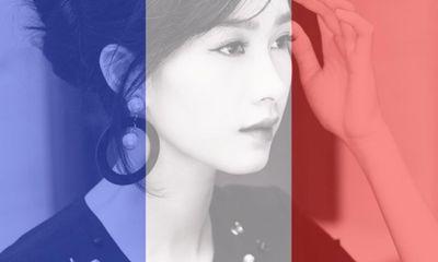 Sao Việt thay avatar cờ Pháp cầu nguyện cho Paris