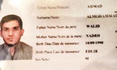 Vụ khủng bố Paris: Công bố danh tính của 3 kẻ đánh bom