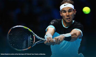 Xem trực tiếp ATP World Finals 2015: Rafael Nadal vs David Ferrer 21h00