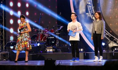 Hot boy Hoàng Dương dừng bước tại Học viện ngôi sao 2015