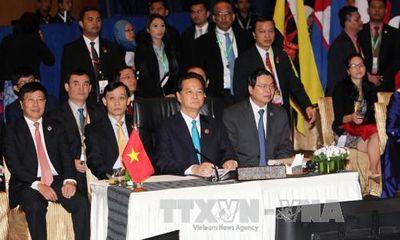 Thủ tướng dự phiên họp toàn thể ASEAN 27