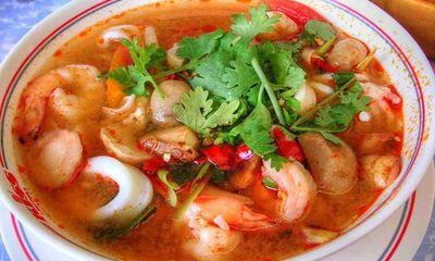 Canh tôm chua cay ngon hết ý cho bữa cơm cuối tuần