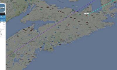 Bị dọa đánh bom, máy bay đến Thổ Nhĩ Kỳ hạ cánh khẩn cấp ở Canada