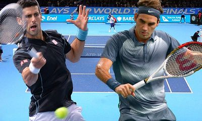 Trực tiếp chung kết ATP World Finals: Novak Djokovic vs Roger Federer 01h00