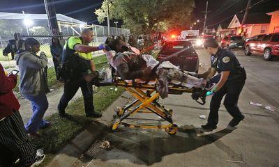 Xả súng tại khu vui chơi ở Mỹ, ít nhất 16 người nhập viện