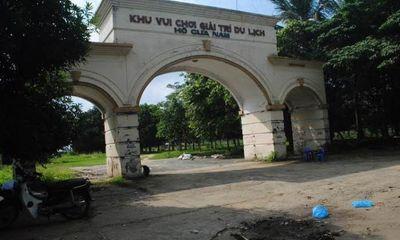 Nghệ An: Công viên hàng chục tỷ trở thành... phế tích