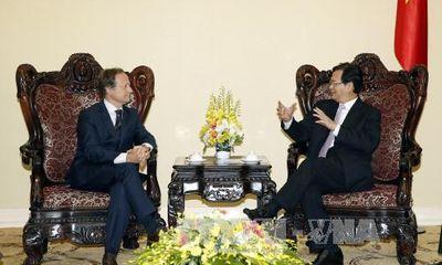 Thủ tướng tiếp Đại sứ, Trưởng phái đoàn EU tại Việt Nam