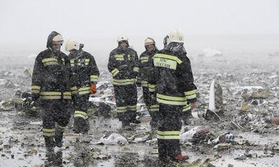 VN gửi điện chia buồn vụ máy bay Nga rơi khiến 62 người thiệt mạng