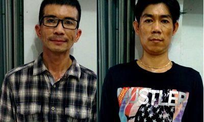 Bị bắt, hai kẻ buôn ma túy hối lộ cảnh sát 30 triệu đồng