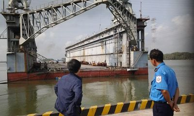 Vụ Dương Chí Dũng: Khám phá ụ nổi 500 tỷ trước ngày bán sắt vụn