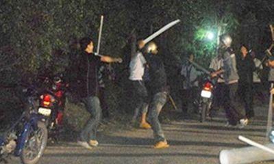 Ngăn cuộc tranh chấp tán gái làng, 3 người thương vong