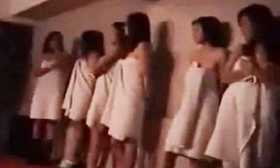Bắt quả tang 6 người Hàn Quốc đang tuyển vợ trái phép