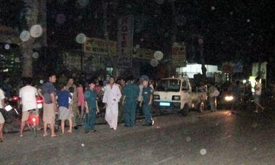 Nam thanh niên bị đâm chết trong khách sạn