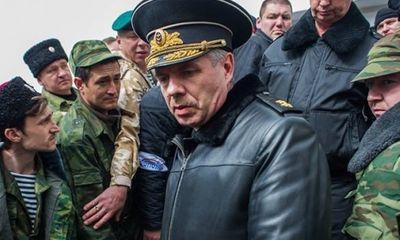 Ukraine ra l?nh b?t gi? T? l?nh h?m ??i Bi?n ?en c?a Nga