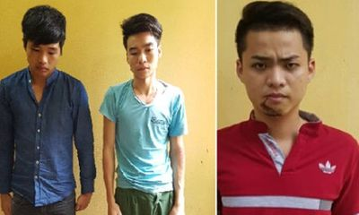 Bắt 3 kẻ đi xe máy đâm 7 người trong một gia đình thương vong