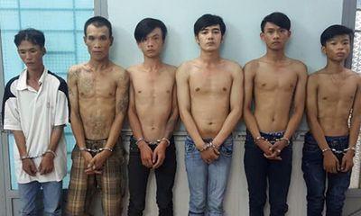 Bắt nhóm thanh niên truy sát người thu mua phế liệu