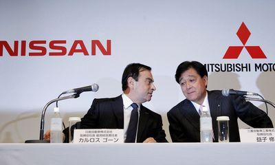 Nissan-Mitsubishi: Li�n doanh h?a h?n nhi?u thay ??i ?n t??ng
