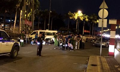 Cự cãi sau va chạm giao thông, nam thanh niên bị đâm tử vong