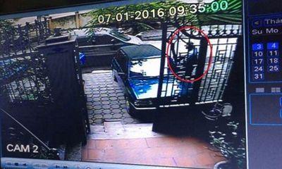 Họp báo vụ trộm xe vàng ở Hà Đông