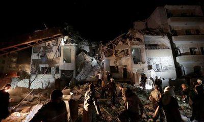 Nga bác tin không kích làm ít nhất 23 dân thường thiệt mạng