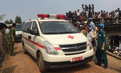 Máy bay quân sự rơi tại TP.HCM: Đưa thi thể 4 chiến sĩ về Bệnh viện 175