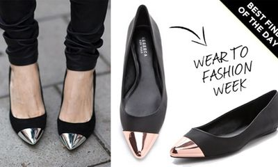 Chọn giày bệt trendy để thoải mái vui chơi ngày nghỉ lễ