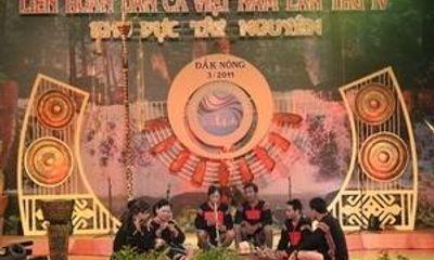 Tây Nguyên: Liên hoan tiếng hát ru