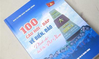 Giới trẻ Việt Nam tìm hiểu kiến thức về biển đảo, quê hương