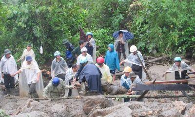 25 người chết, mất tích và bị thương do lũ quét ở Lào Cai