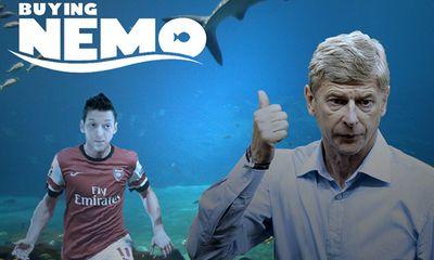 """Chùm ảnh chế về """"bom tấn"""" Ozil của Arsenal"""