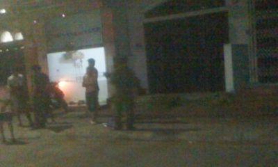 Thái Bình: Nổ súng tại trụ sở UBND thành phố, 4 cán bộ bị thương