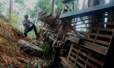 Vụ lật xe công nông: thêm một nạn nhân tử vong