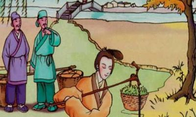 Án xưa: Thân gái dặm trường bị chặt tay, cướp vàng