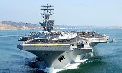 Tàu Mỹ vẫn trực chiến gần Syria