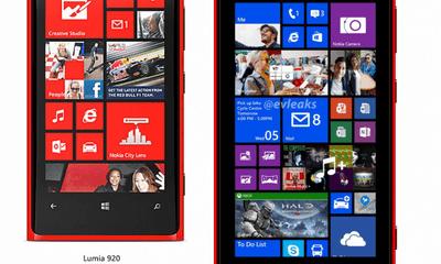 Phablet của Nokia chính thức lộ diện