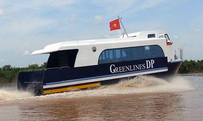 Tàu hai thân cao tốc triệu USD đầu tiên tại Việt Nam