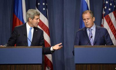 Nga, Mỹ không tìm được tiếng nói chung tại Geneva