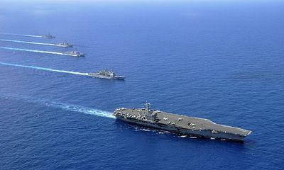 Trung Quốc lớn tiếng cảnh báo Mỹ tránh xa Biển Đông