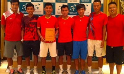 Davis Cup 2013: Quần vợt Việt Nam lập chiến tích lịch sử