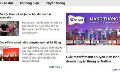"""""""Cần biết"""" – cẩm nang tiêu dùng thông minh cho người Việt"""