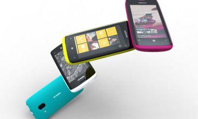 Nokia với Windows Phone vượt mặt Samsung, Apple tại Trung Đông