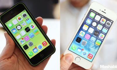 """iPhone 5C – """"Thất bại"""" từ những ngày đầu tiên"""