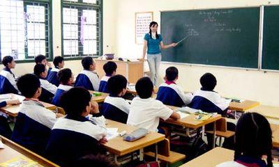 """Chuyện """"dạy người"""" trong trường học đang bị lãng quên"""